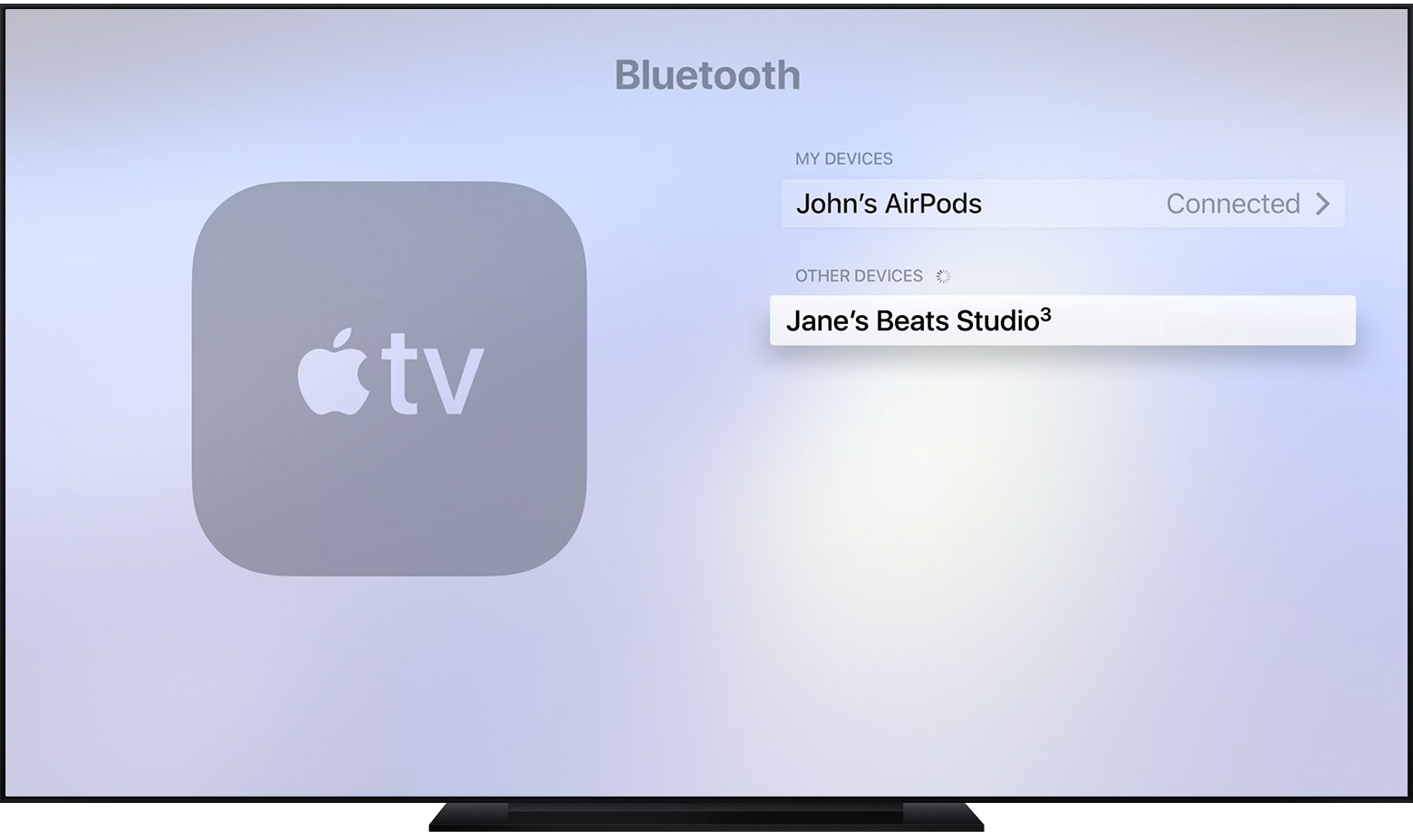 Can i connect my macbook to my tv wirelessly