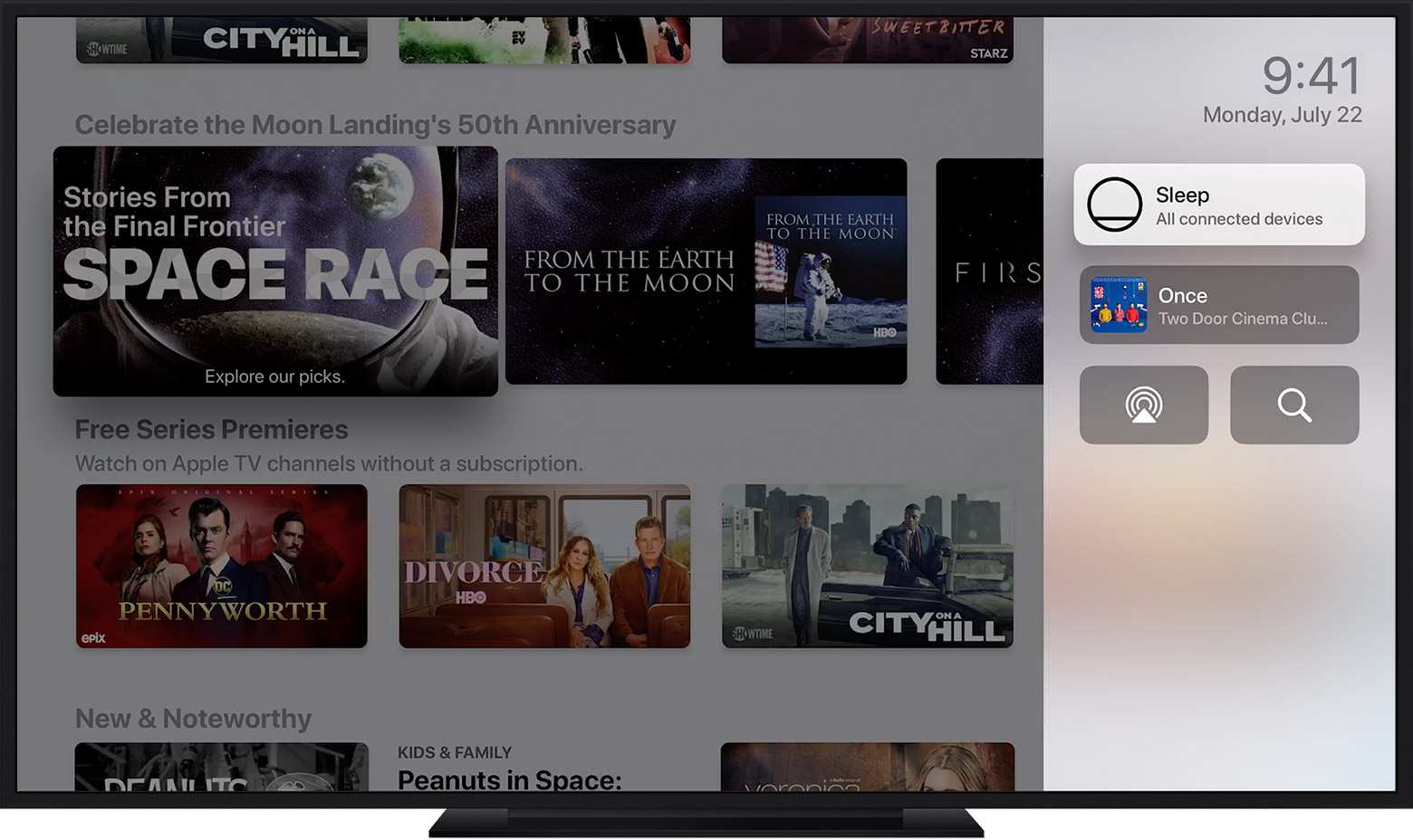 Put your Apple TV to sleep - Apple Support