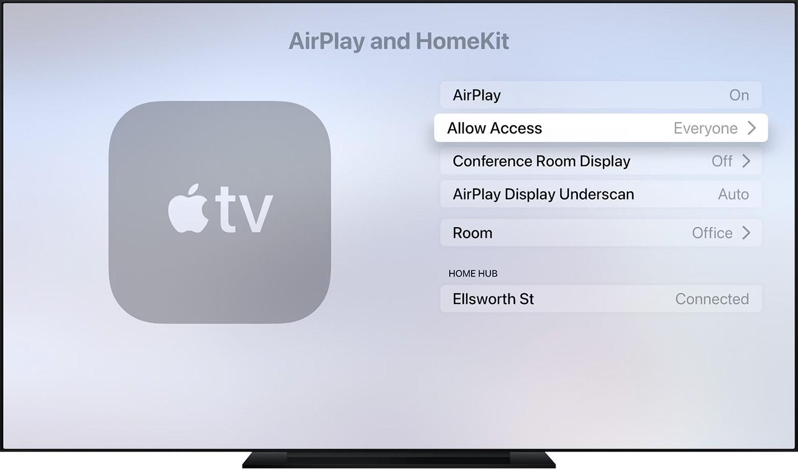 Airplay Mac Apple Tv