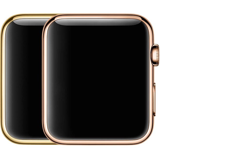 A1553 1st Generation 38mm Rose Gold