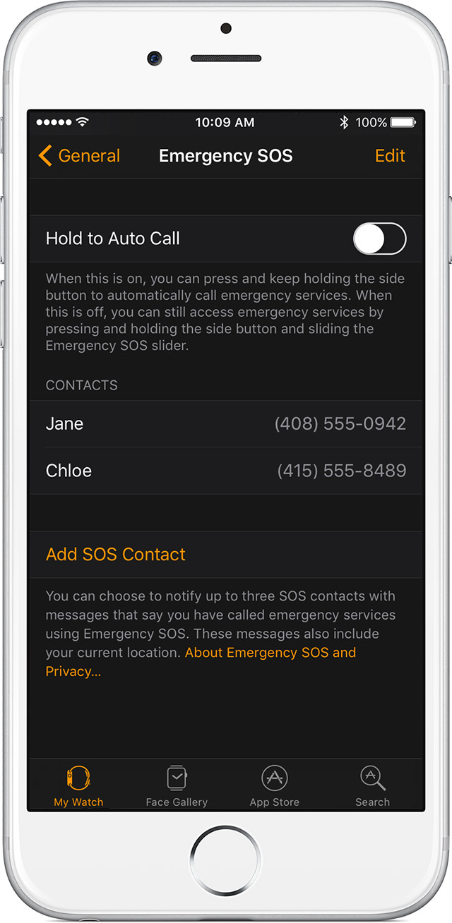 Iphone Emergency Call Accident