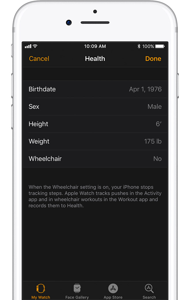 Get The Most Accurate Measurements Using Your Apple Watch Apple - Height checking app
