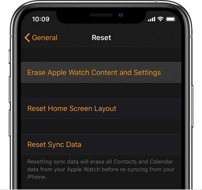 How to reset your Apple Watch password