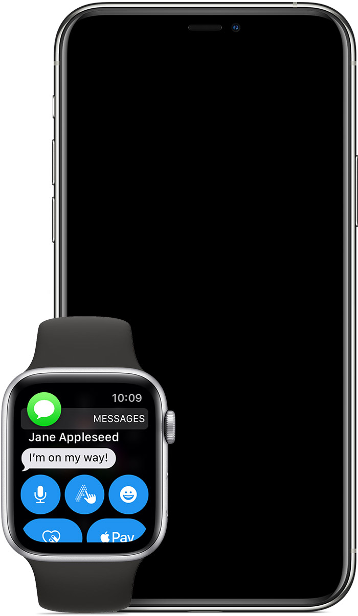 Notifications On Your Apple Watch Apple Support