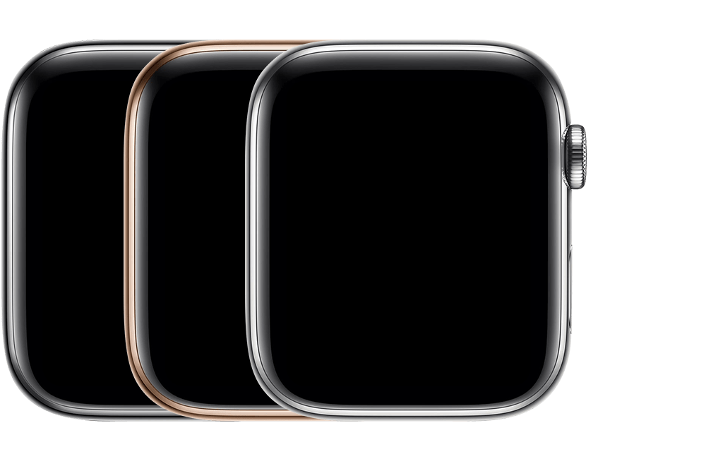 Apple watch series 4 44 мм stainless steel