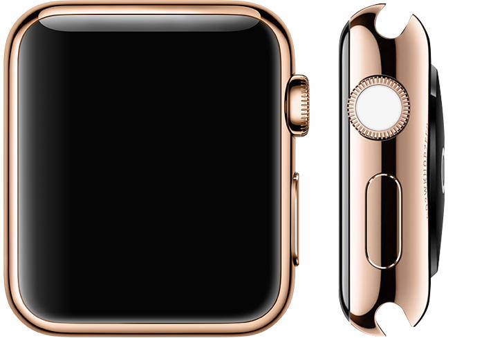 apple watch edition 第 1 世代 技術仕様
