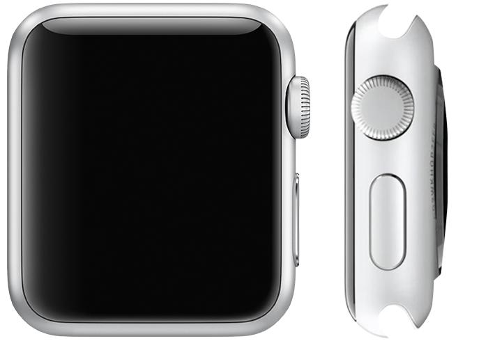 size 40 eeff2 2870c Apple Watch Sport (1st generation) - Technical Specifications