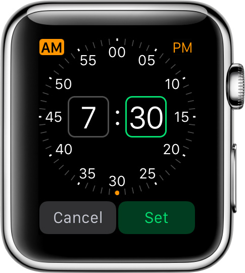 Use Nightstand mode on your Apple Watch Apple Support