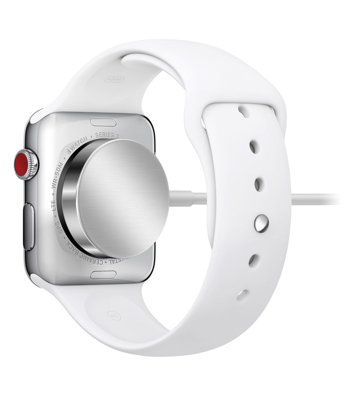 Magnetisches Ladekabel der Apple Watch