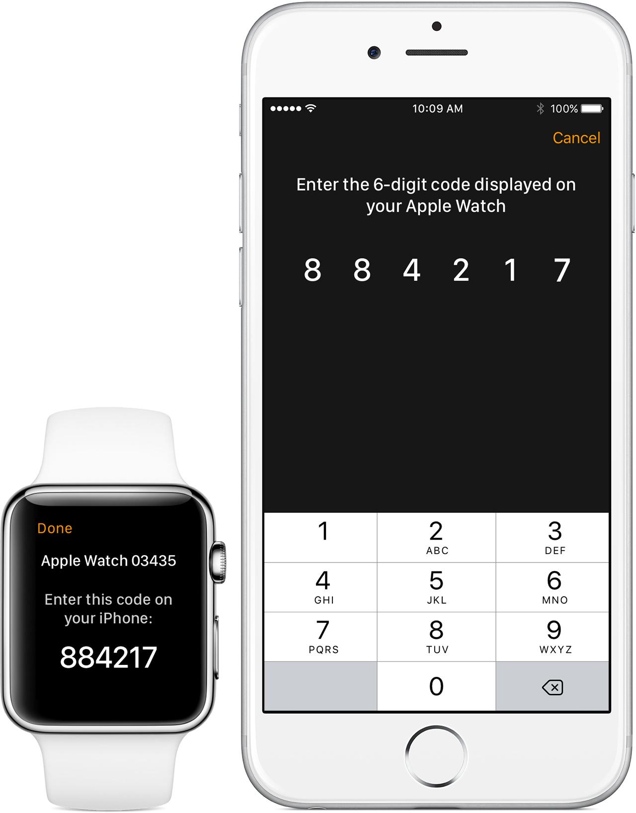 configuration de votre apple watch technews. Black Bedroom Furniture Sets. Home Design Ideas