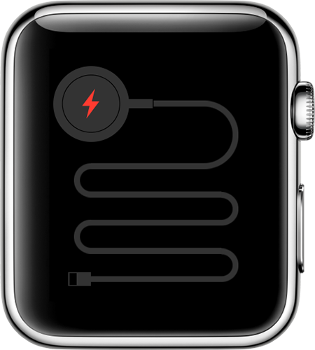 If Your Apple Watch Wont Charge Or It Wont Turn On Apple Support
