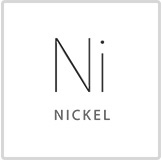Symbol for nickel