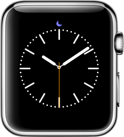 status icons on apple watch apple support
