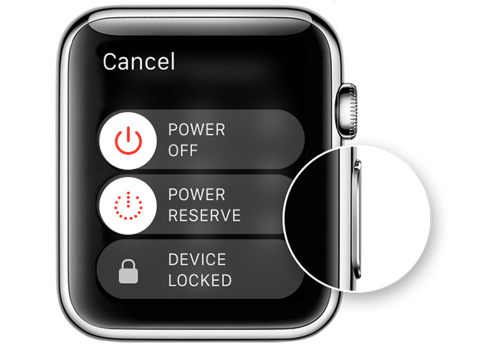 how to reset passcode on apple watch