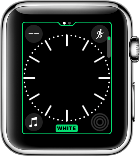 Change the watch face on your Apple Watch  Apple Support
