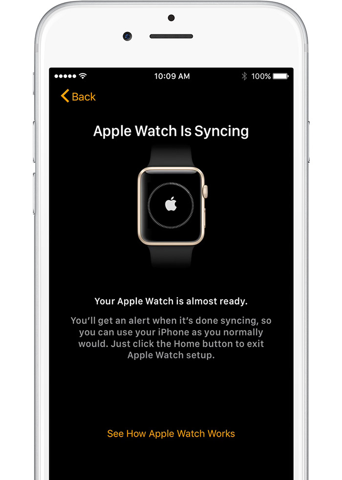 set up your apple watch apple support. Black Bedroom Furniture Sets. Home Design Ideas