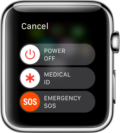 Image result for medical id apple watch