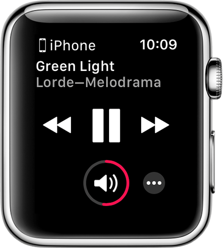 Now Playing Green Light by Lorde
