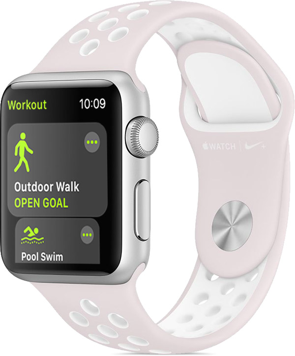 Workout app -- Outdoor Walk