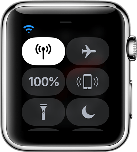 Status Icons And Symbols On Apple Watch Apple Support