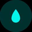het symbool 'Waterslot'