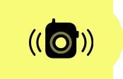 el botón de Walkie-talkie