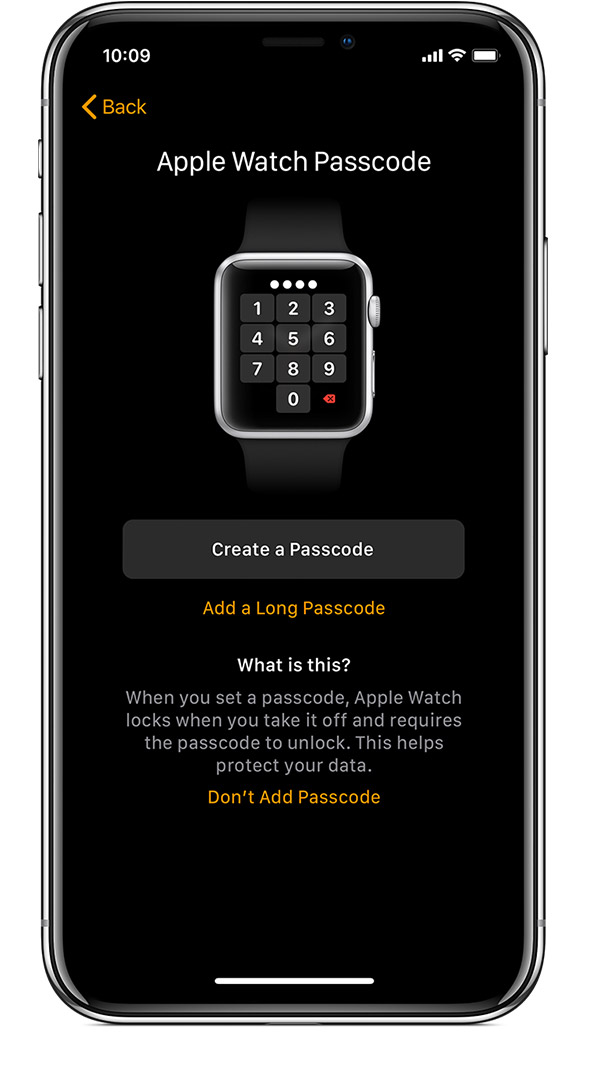 59d5f66caab0 Set up your Apple Watch - Apple Support