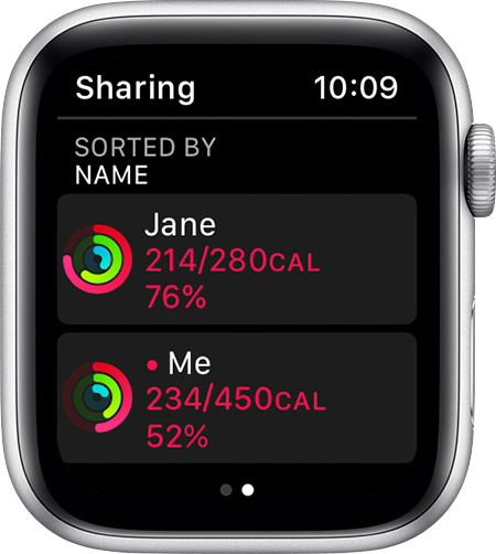 how to get friends app on apple watch