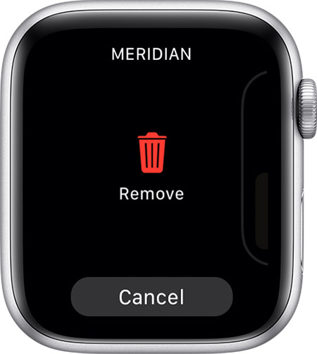 change & customise an Apple Watch face