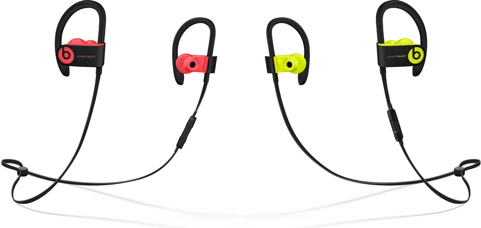 Powerbeats3 Wireless-In-Ear-Kopfhörer-Produktfamilie