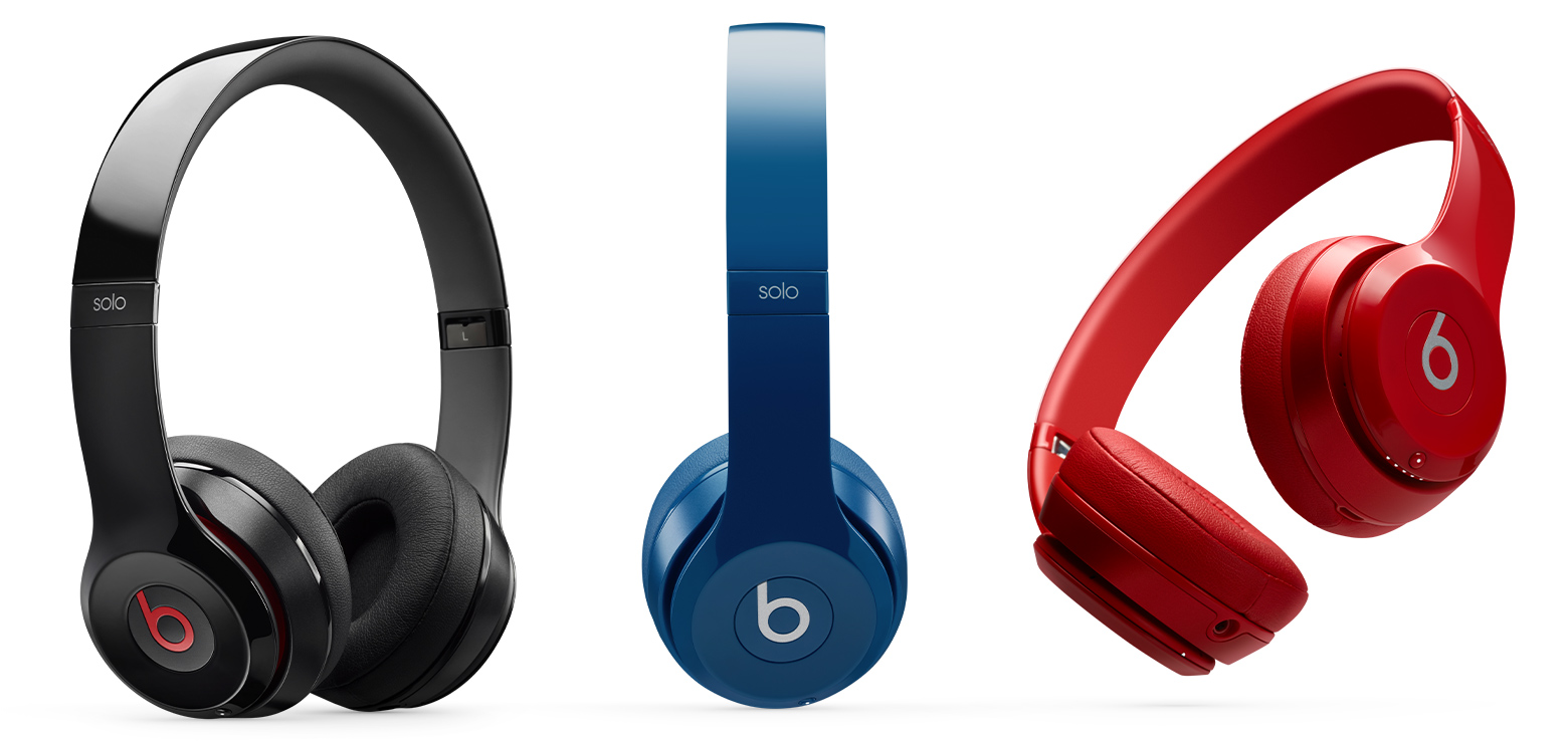 Solo 2 Wireless headphone lineup