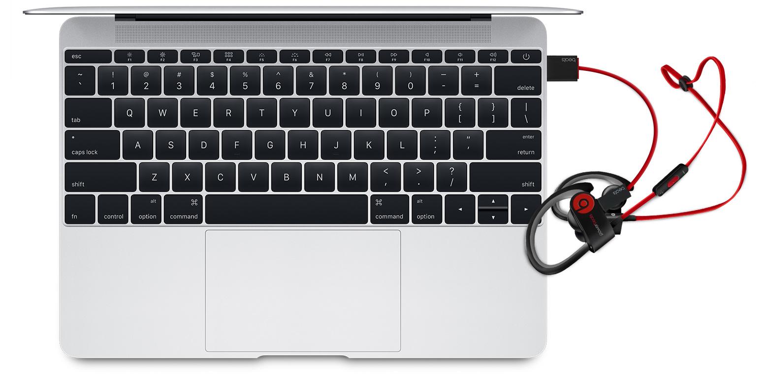 Charge Your Powerbeats2 Wireless Earphones Apple Support