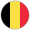 Belgias flagg