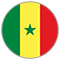 Flag: Senegal