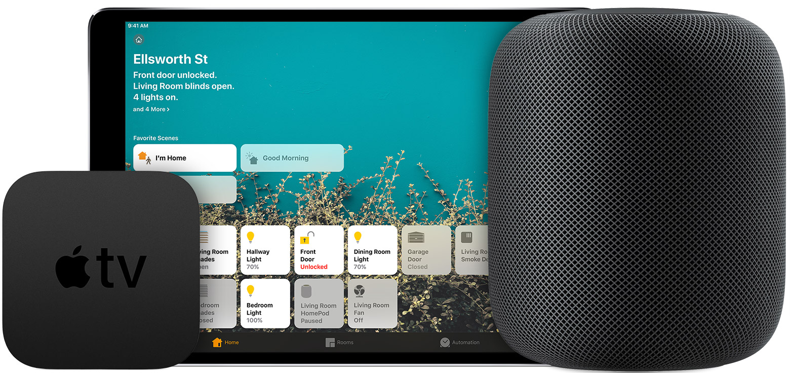 set up your homepod apple tv or ipad as a home hub apple support rh support apple com Apple Accessories Apple Accessories