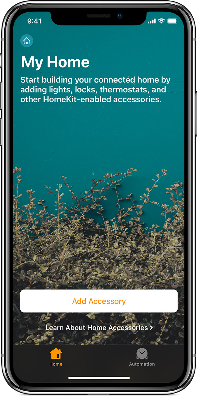 set up and use the home app apple support