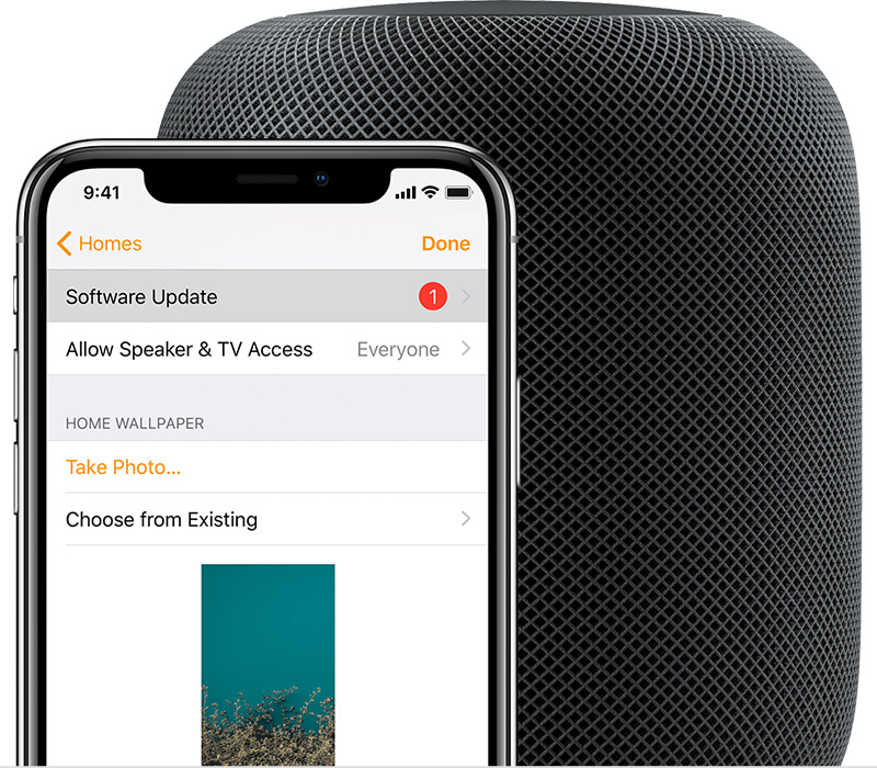 Update HomePod - Apple Support