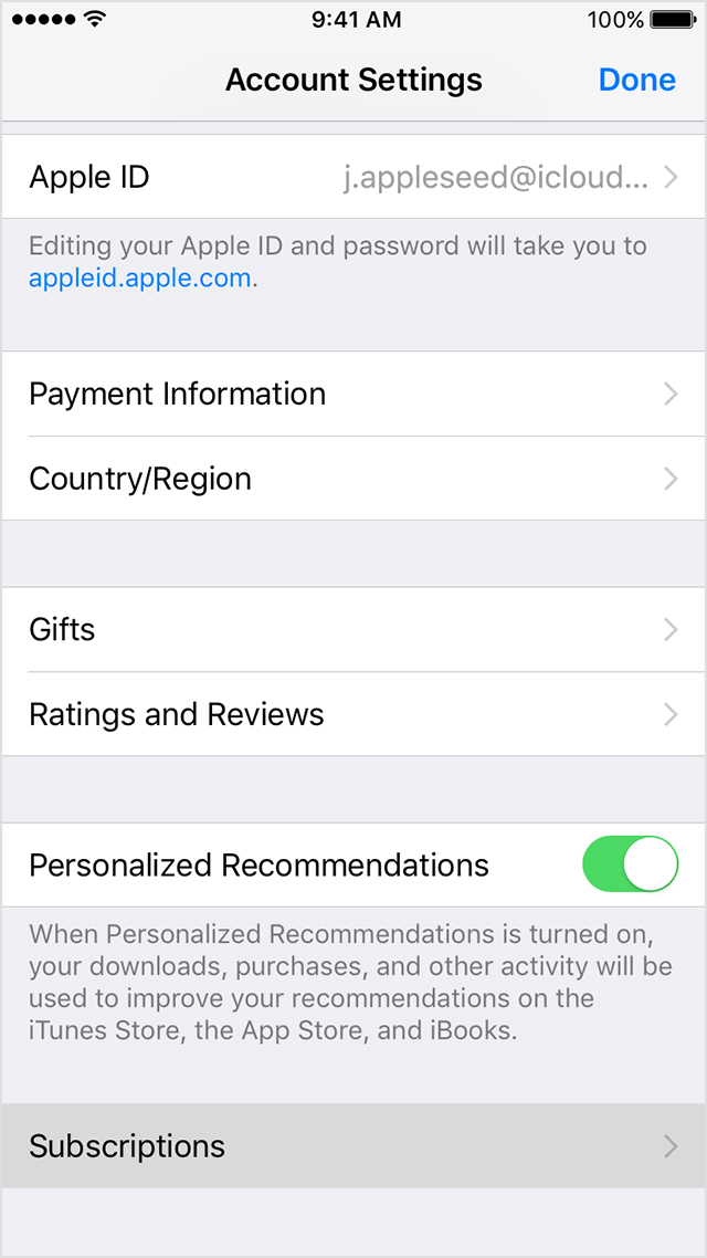 how to cancel subscription on iphone how to cancel your epic subscription through your itunes 18613