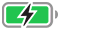 battery with lightning bolt icon