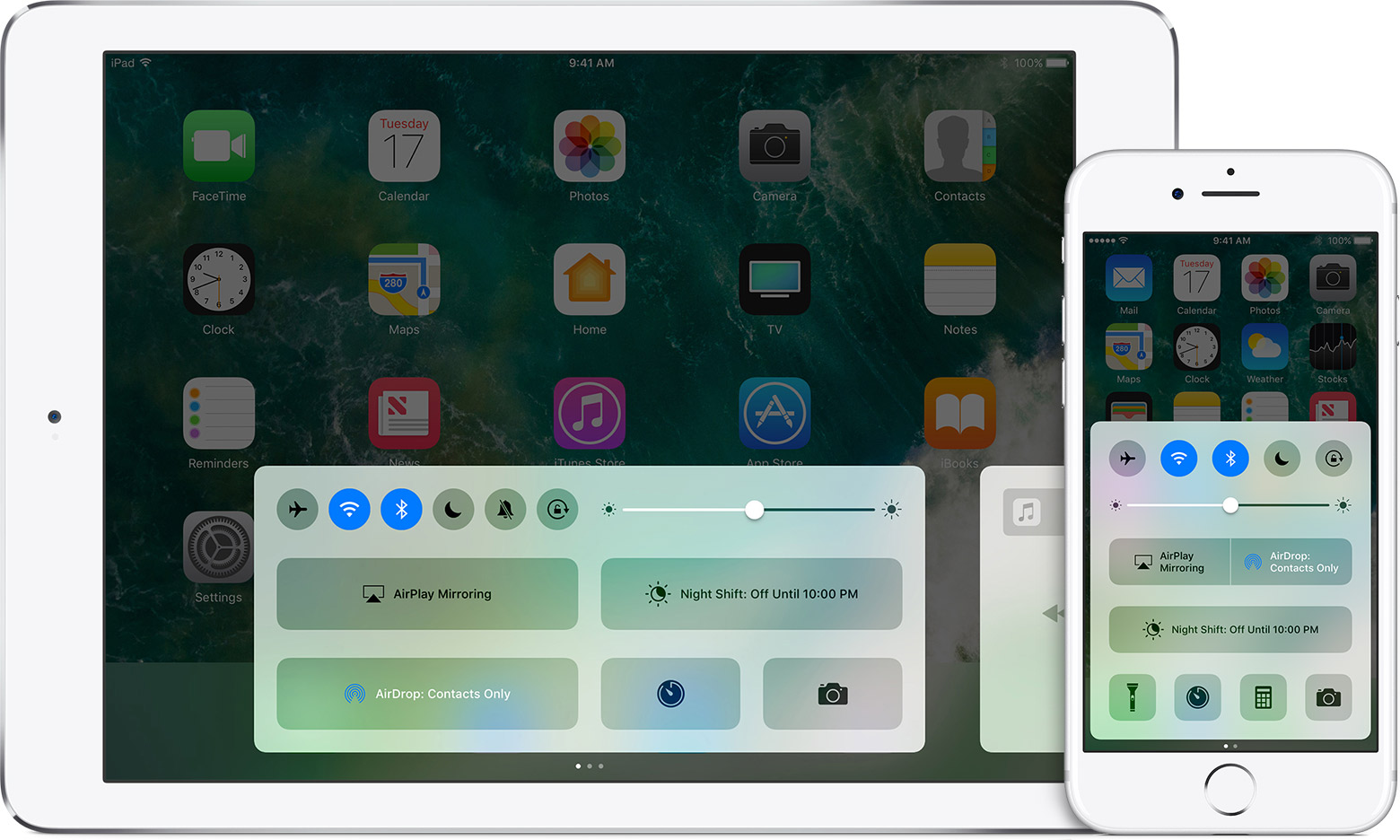 Use Control Center On Your Iphone, Ipad, And Ipod Touch  Apple Support