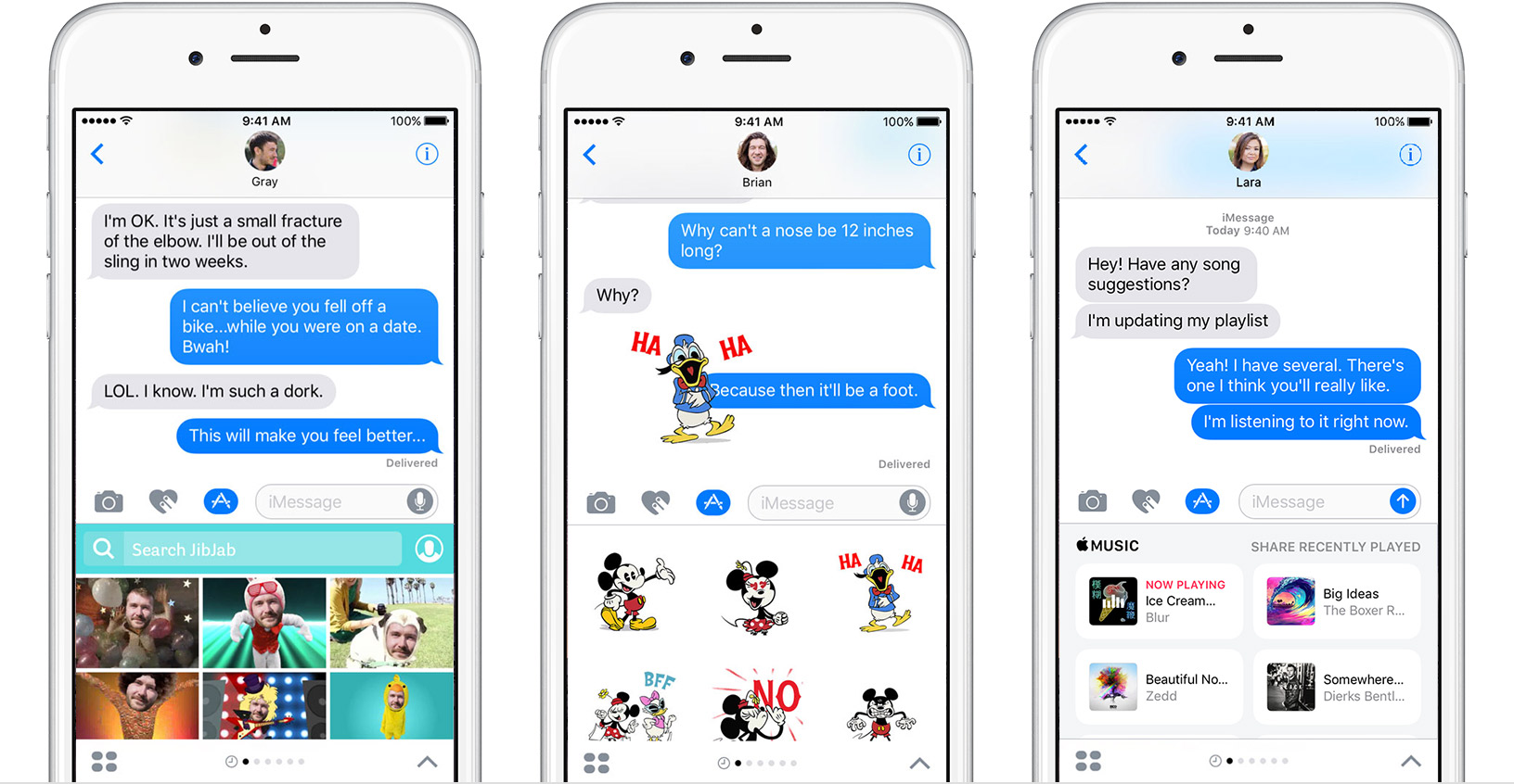 Use Imessage Apps On Your Iphone Ipad And Ipod Touch