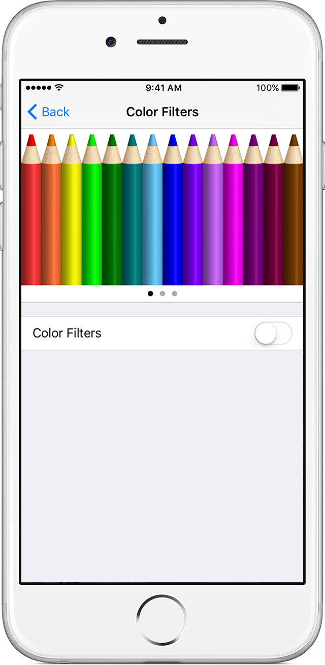 use display accommodations on your iphone ipad and ipod touch