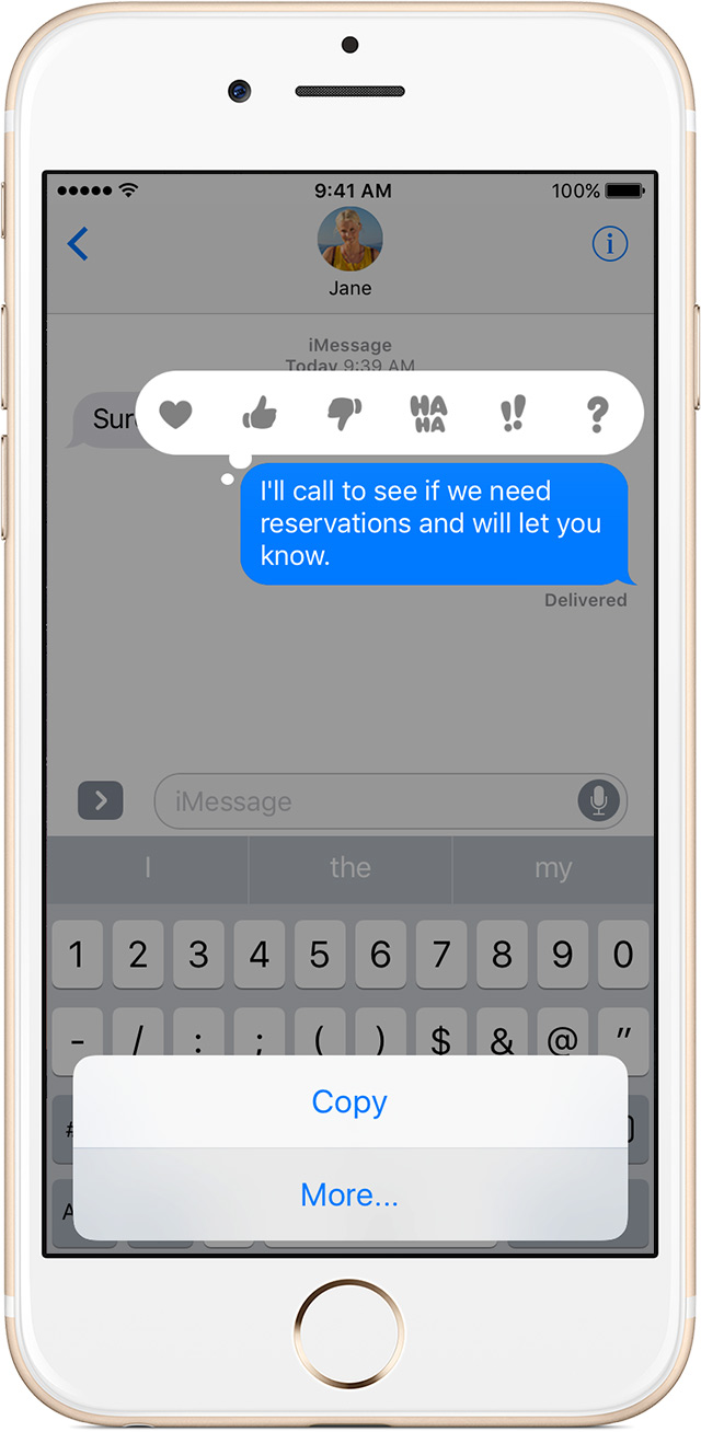 Use Messages on your iPhone, iPad, or iPod touch - Apple ...