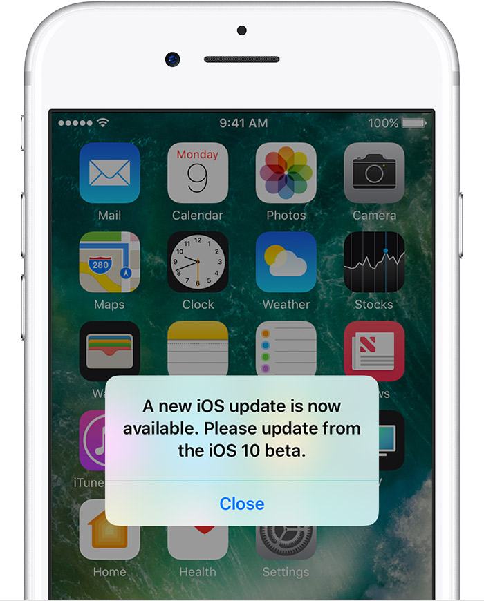 new iphone update how to install or uninstall ios beta software apple support 12703