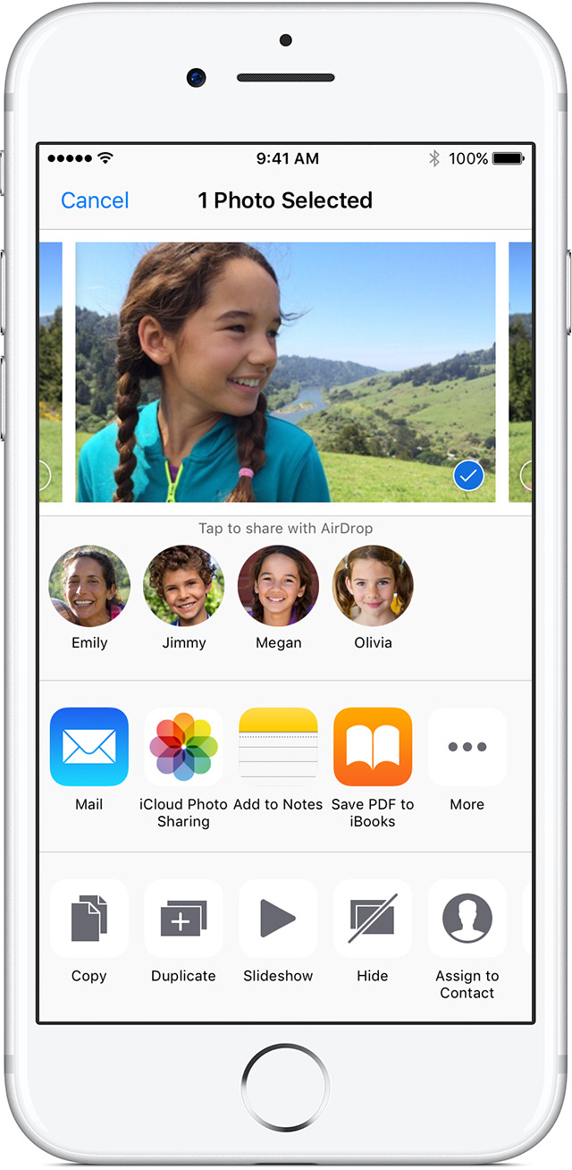 Share Content With Airdrop On Your Iphone, Ipad, Or Ipod Touch  Apple  Support