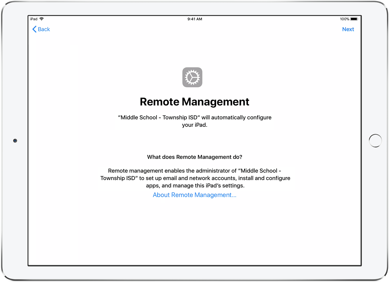 Get started using Apple Business Manager or Apple School Manager