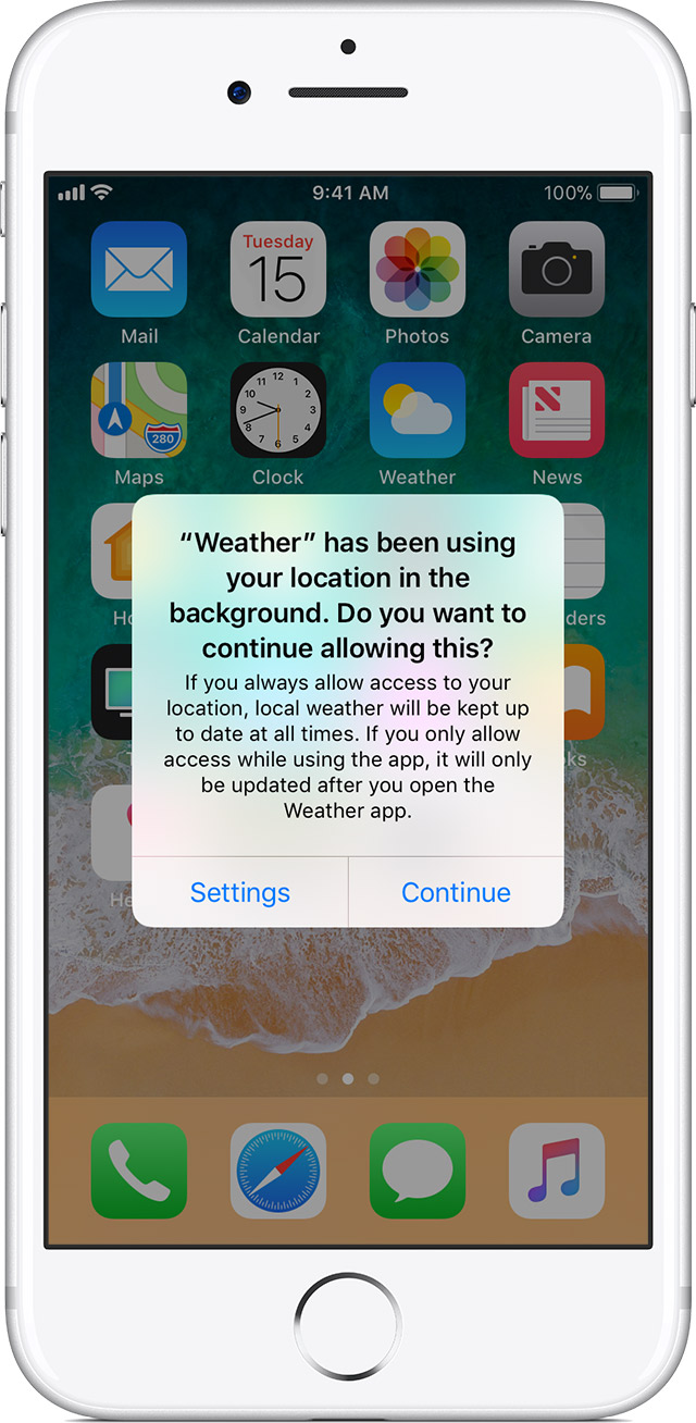 iphone locator app about privacy and location services in ios 8 and later 6948