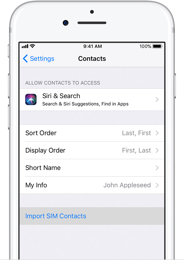 import contacts from iphone to mac import contacts from your sim card to your iphone apple 19284