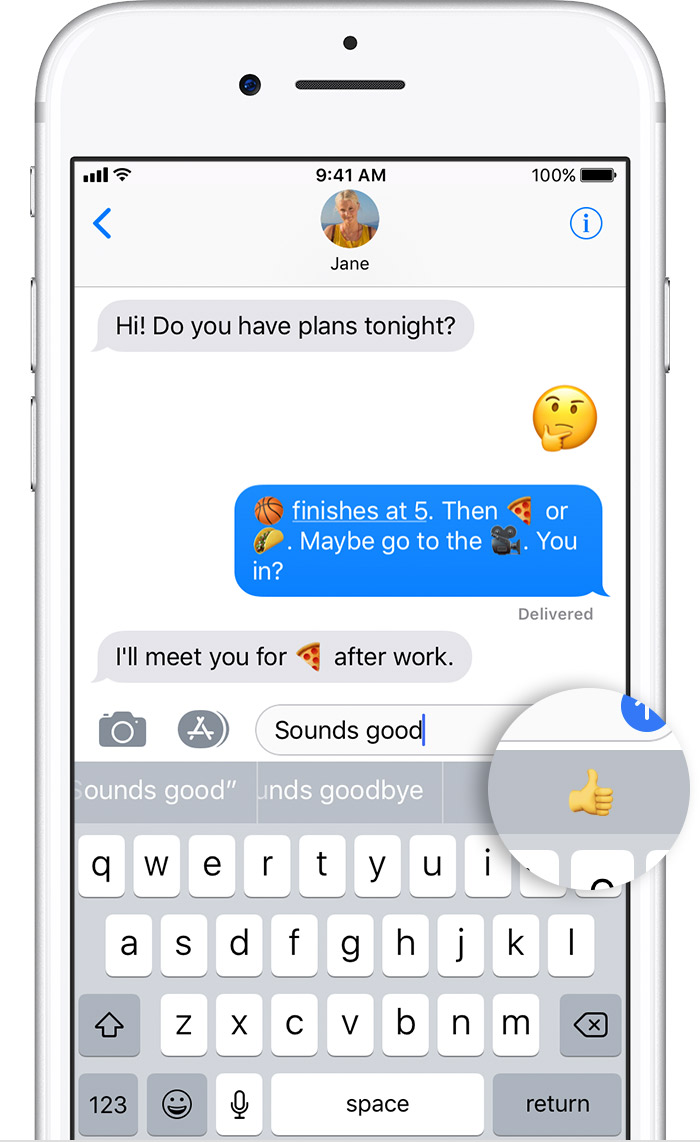 use emoji on your iphone  ipad  and ipod touch