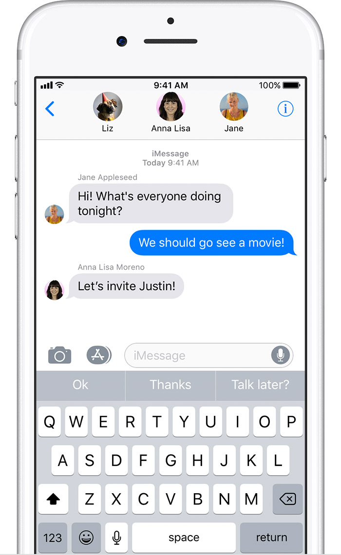 Print Out Your iPhone Messages